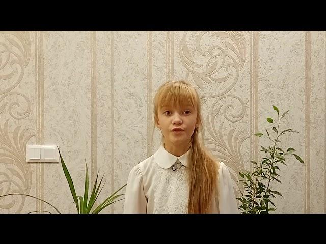 Изображение предпросмотра прочтения – ВиталинаГригорьева читает произведение «Отрывки стихотворений» С.А.Есенина