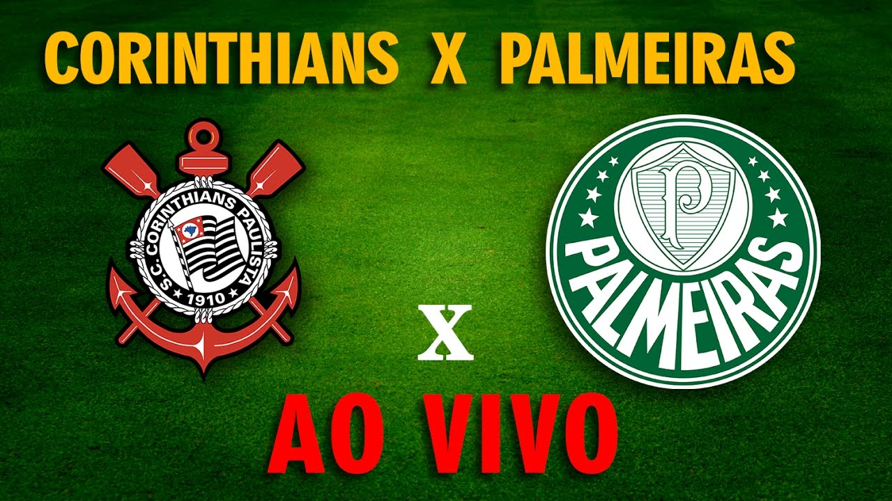 Assistir Corinthians X Palmeiras Ao Vivo Online Campeonato Paulista Youtube