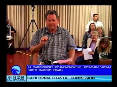Coastal Plan Marin County 4/16/2015