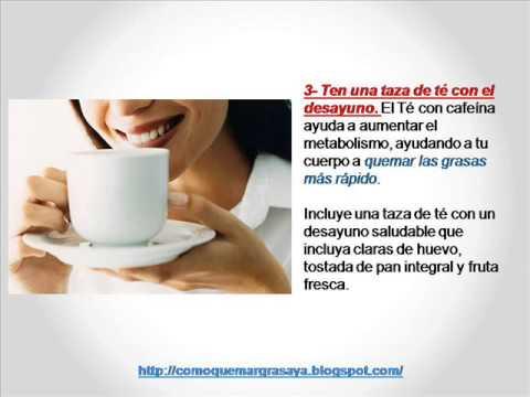 El te de romero sirve para adelgazar