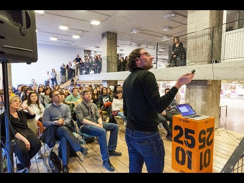 Istanbul95 Talks -  Elger Blitz | Studio-X Istanbul