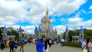 Disney World Magic Kingdom Orlando 2021 | Full Complete Walkthrough Tour