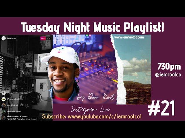Playlist #21 | Beats on Live