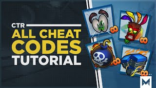 Crash Team Racing Nitro-Fueled: All Cheat Codes For PS4, Xbox & Switch!