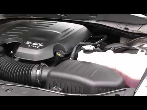 2017 Challenger Sxt >> How to replace an air filter for a 2015 Dodge Charger - YouTube
