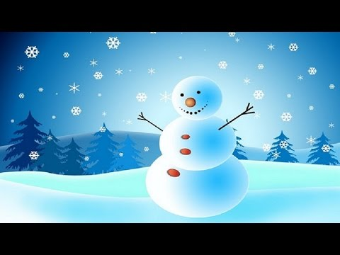 Christmas Music Instrumental - The Jolly Snowman