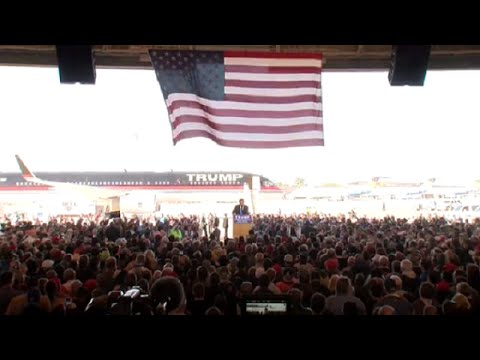 Full Speech: Donald Trump Holds MASSIVE Rally in Mesa, AZ (12-16-15)
