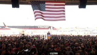 full speech donald trump holds massive rally in mesa az 12 16 15