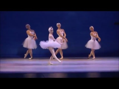 Eastern Connecticut Ballet Ballerina Swan Finale
