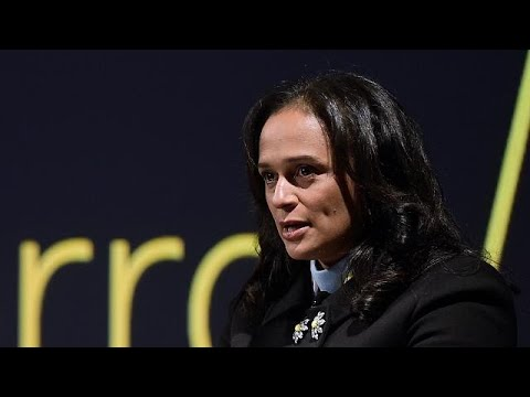 Angola charges Isabel dos Santos with fraud, embezzlement