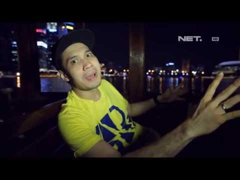 Entertainment News - Caesar Gunawan hangout di Singapore
