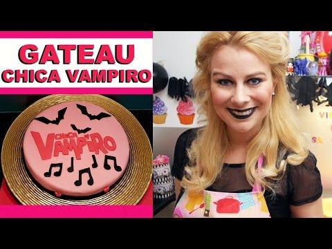 Gâteau Chica Vampiro ♡ Virginie fait sa cuisine [66]