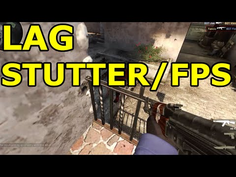 Internet Micro Lag Spike/Stutter Glitch - Counter Strike