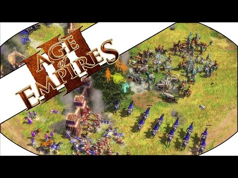 BATTLE OF THE SIX ARMIES - Age of Empires III Multiplayer Gameplay!