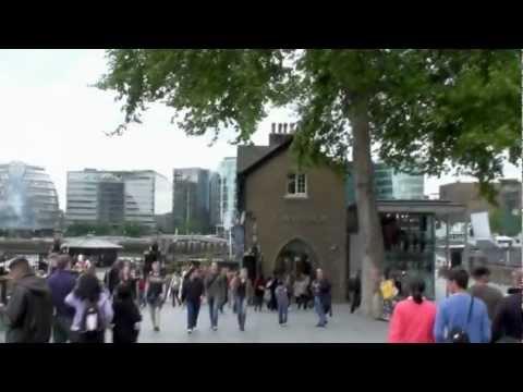 Tower of London Royal Prison Residence Execution Crown Jewels Deposit UK by BK Bazhe.com