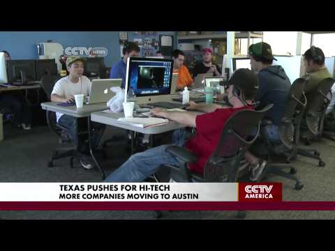 Tech Companies Consider Austin for Tax Incentives