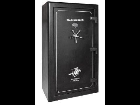 Winchester Silverado Gun Safes