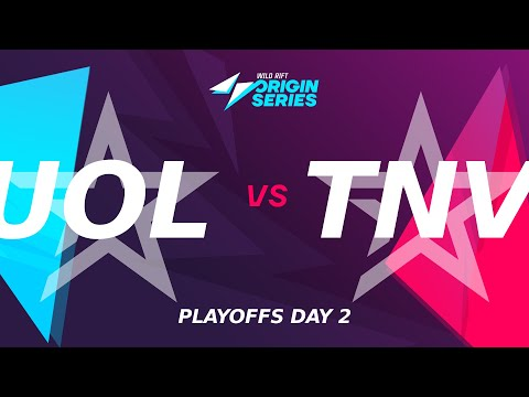 WR:OS June Cup Finals Day 2 UOL vs TNV - Group B