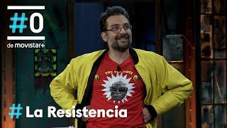 LA RESISTENCIA - Entrevista a Salva Espín   #LaResistencia 04.11.2020