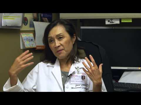 Jane Chueh, Expert: Pregnancy And Blood Type - Tales From The Genome