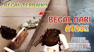 BEGAL PALING MANTABB!!! - Rules of Survival Indonesia