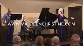 "Maureen Christine & Michael Bazan ""I don't wanna walk without you"""