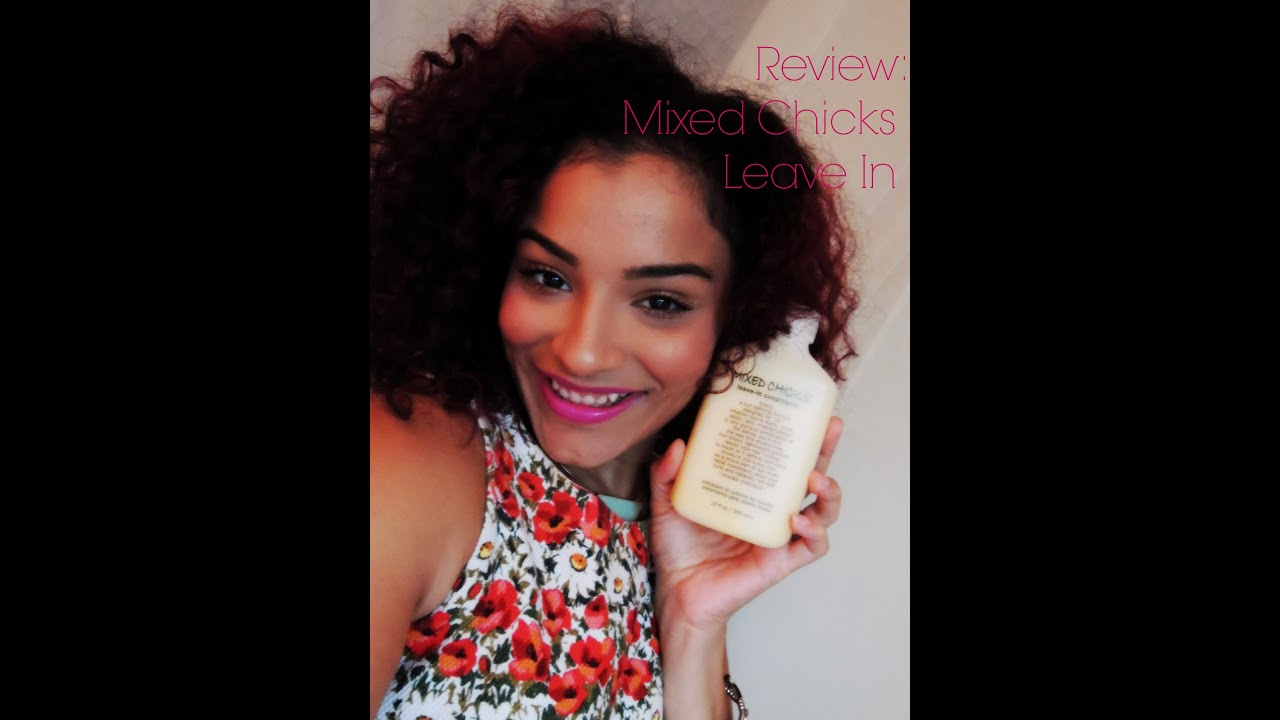 mixed chicks Mixed chicks products offers a curl-defining system perfect for black, white, asian, latin, mediterranean or combination hair types you'll love the way these lightweight, non-sticky, curly hair products leave your hair inviting to touch while they define and lock moisture into every curl.