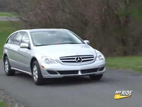 Review: 2006 Mercedes-Benz R350