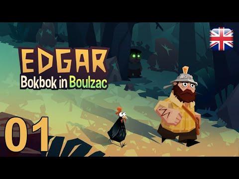 Edgar: Bokbok in Boulzac - [01] - [Prologue] - English Walkthrough - No Commentary  