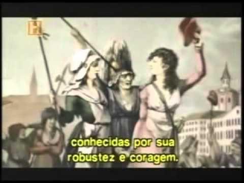 REVOLUÇÃO FRANCESA - PARTES EDITADAS