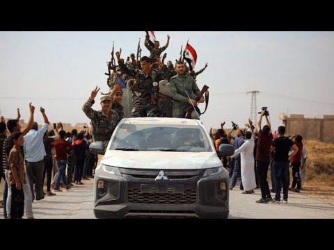 يوم سابع من المعارك في شمال سوريا..ما آخر تطوراتها؟  - نشر قبل 59 دقيقة