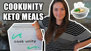 CookUnity Keto Meals Review: How Good Are These PreMade Keto Meals?
