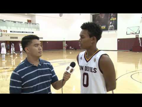 ASU Basketball: One-on-one with Tra Holder