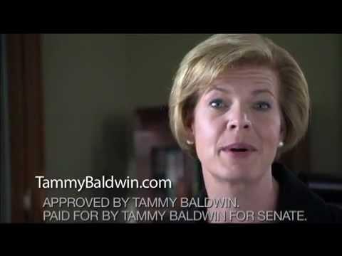 "Tammy Baldwin for Senate, TV Ad: ""Mustard"""
