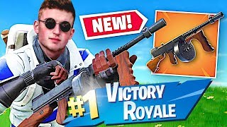 Infinite Lists Getting a VICTORY ROYALE W/ DRUM GUN! (Fortnite LIVE)