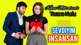 Kenan Mehrabzade feat. Terane Nurlu - Sevdiyim Insansan OFFICIAL AUDIO