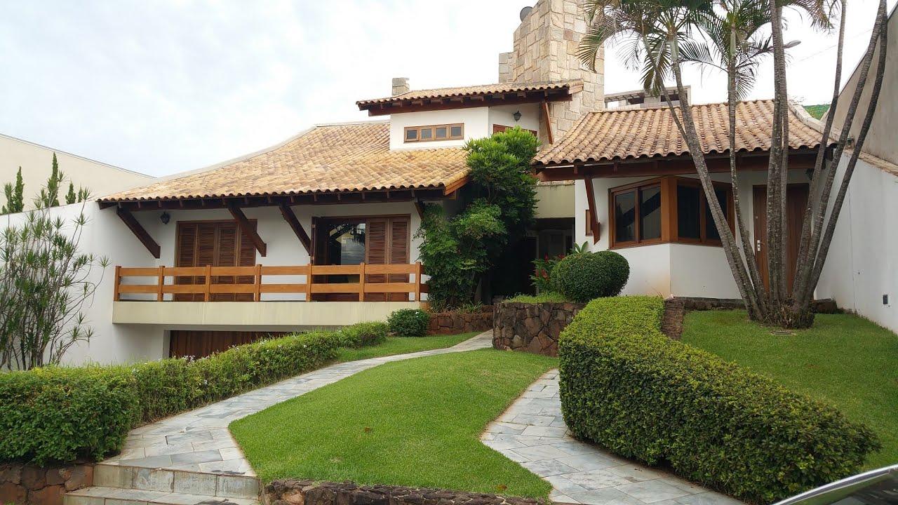 Casa Lind Ssima Em Campo Grande Ms Youtube