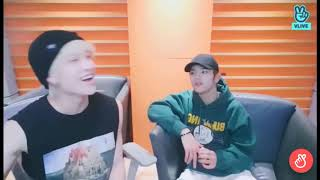 SKZ의 Chan  Woojin Reacting to 'ME' by Taylor Swift ft. Brendon Urie of Panic At The Disco