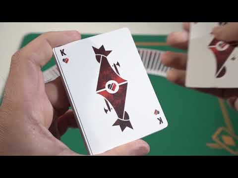 Baraja Odyssey Aether edition by Sergio Roca video