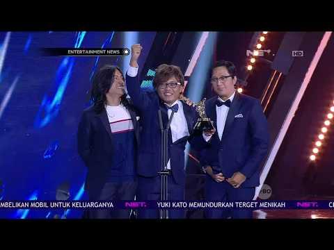 Recap Indonesian Choice Awards, Sule dan Andre Buat Penonton Tertawa Lepas