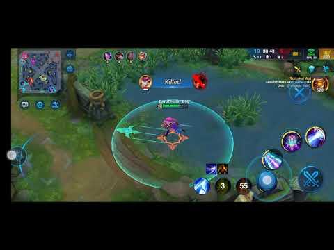 Heroes Arena ASIA MAVERETTE BLUE ROSE New Skill Build Gameplay Adu Tim🤔