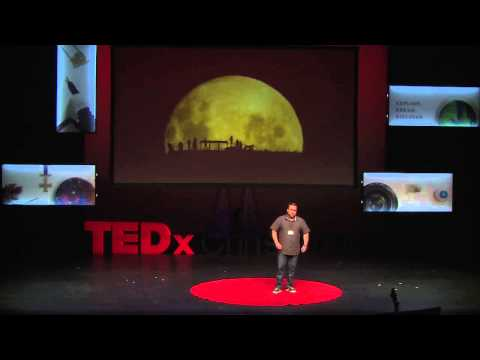 The heaven-held secret to moments of wonder   Mark Gee   TEDxChristchurch