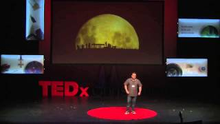 The heaven-held secret to moments of wonder | Mark Gee | TEDxChristchurch