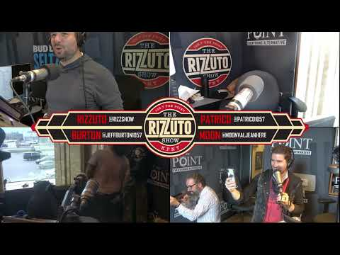 Is Patrico FINALLY done with TUSH SHOTS? 6 to the rear! [Rizzuto Show]