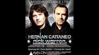 Darin Epsilon - Live at Avalon w/ Hernan Cattaneo & Nick Warren [Dec 17 2011]