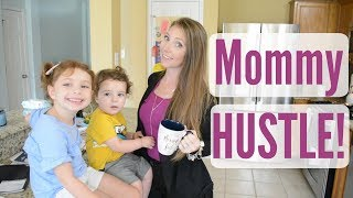MOM OF 3 MORNING ROUTINE | WORKING MOM MORNING ROUTINE | SUMMER MORNING ROUTINE