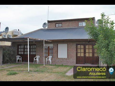 La Casa de Claudia - Claromeco Alquileres