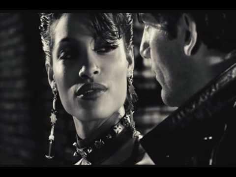 Rosario Dawson Smoking In Sin City
