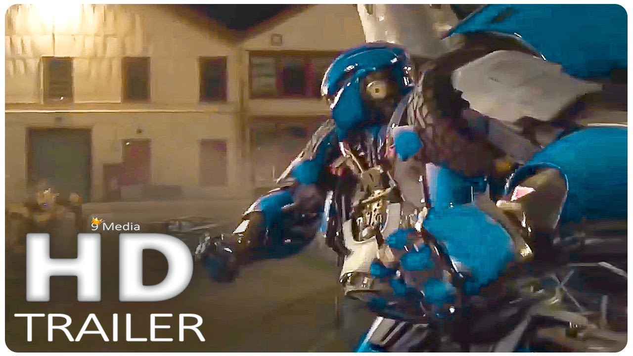 TRANSFORMERS 6 _ Final Trailer (2018) Bumblebee, Blockbuster Action Movie HD