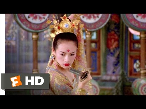House of Flying Daggers (2/8) Movie CLIP -...